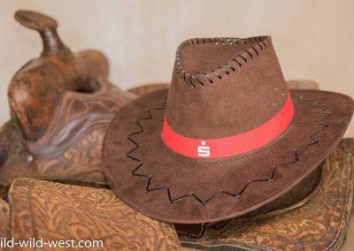 """Cowboyhut """"Classic"""" mit Hutband"""