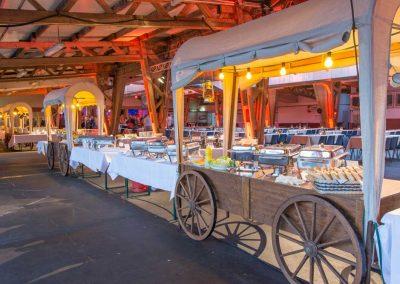 Chuck Wagon perfekt fürs Western BBQ