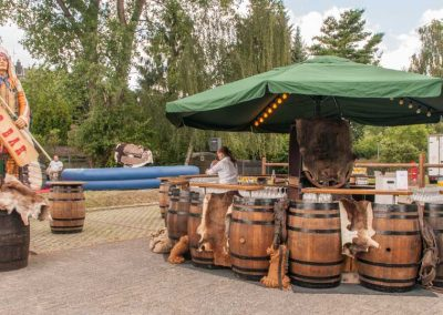 Trapperbar Outdoor