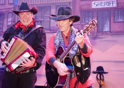 Westernband-Duo