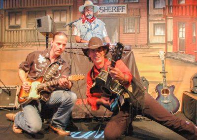 Westernband-Trio