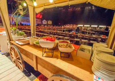 Chuck-Wagon Western Buffet