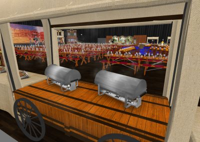 Chuck-Wagon Western-Buffet