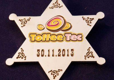 ToffeeTec-Sheriffstern