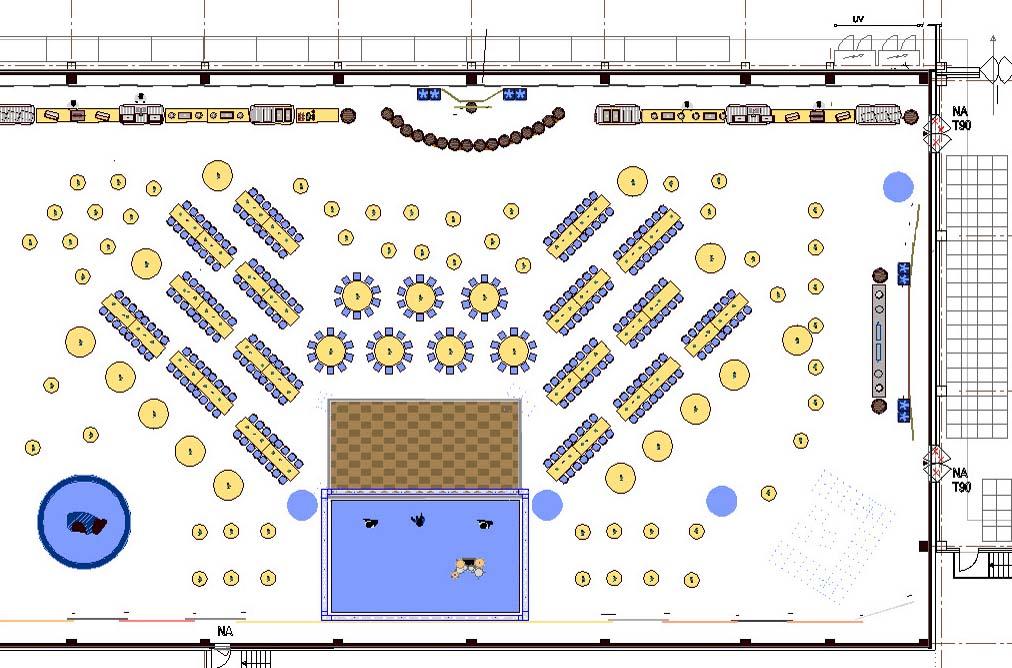 2D Event-Planung